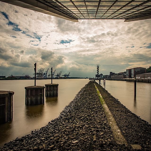 #Hamburg #HH #Hafen #Dockland