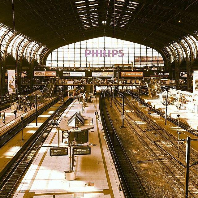 Ich will nicht nach Berlin... #hamburg #hamburghauptbahnhof #hamburghbf